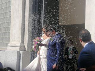 La boda de Sofia  y Enrique 2