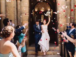 La boda de Isa y Diego