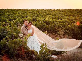 La boda de Miriam y Nico