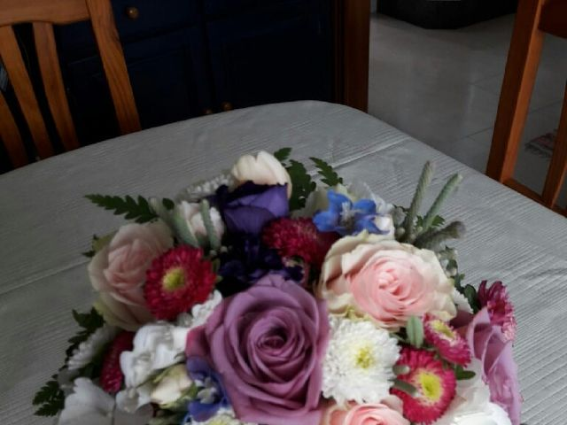 La boda de Iván y Lorena en Iglesario (Oseiro), A Coruña 3