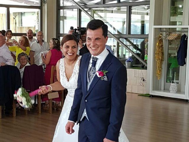 La boda de Iván y Lorena en Iglesario (Oseiro), A Coruña 6