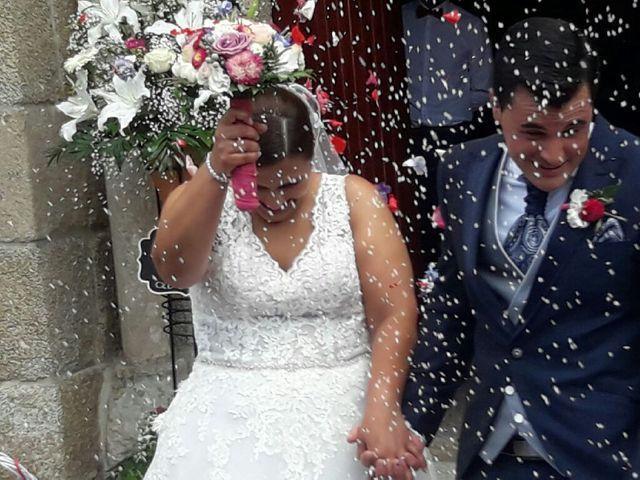 La boda de Iván y Lorena en Iglesario (Oseiro), A Coruña 7