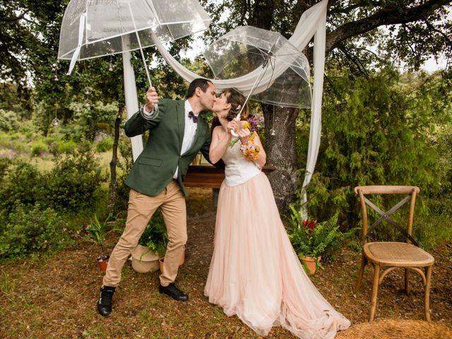 La boda de Irantzu y Dani
