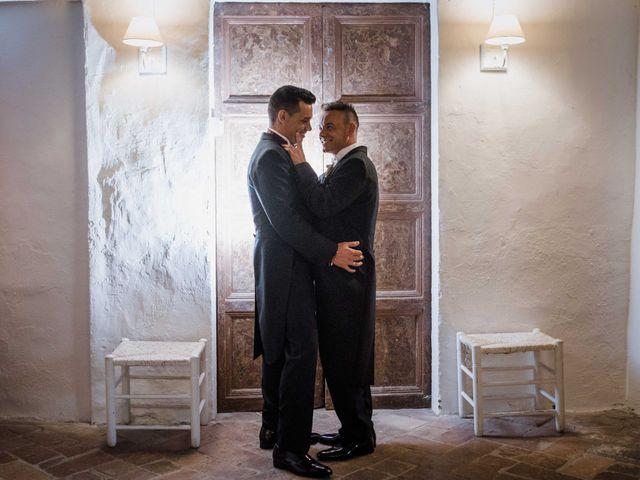 La boda de Pere y Chus