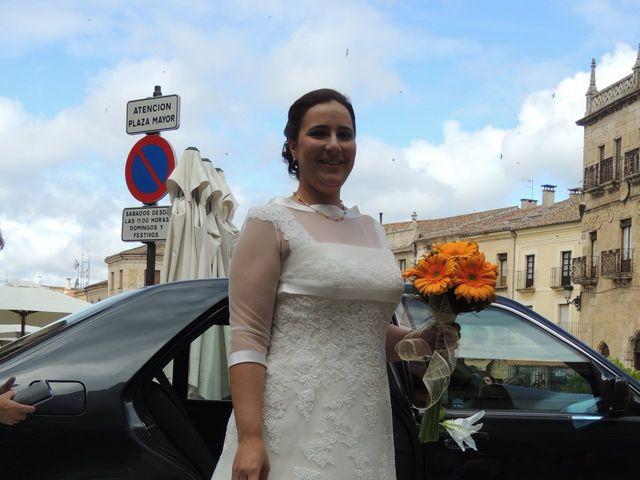La boda de Javier y Amparo en Ciudad Rodrigo, Salamanca 1