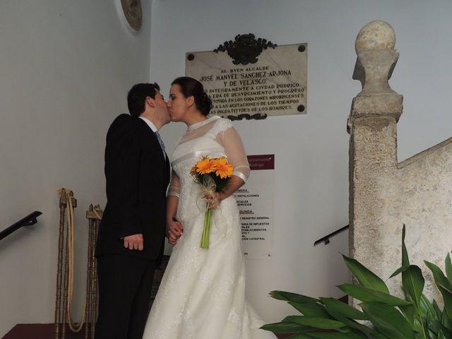 La boda de Javier y Amparo en Ciudad Rodrigo, Salamanca 3