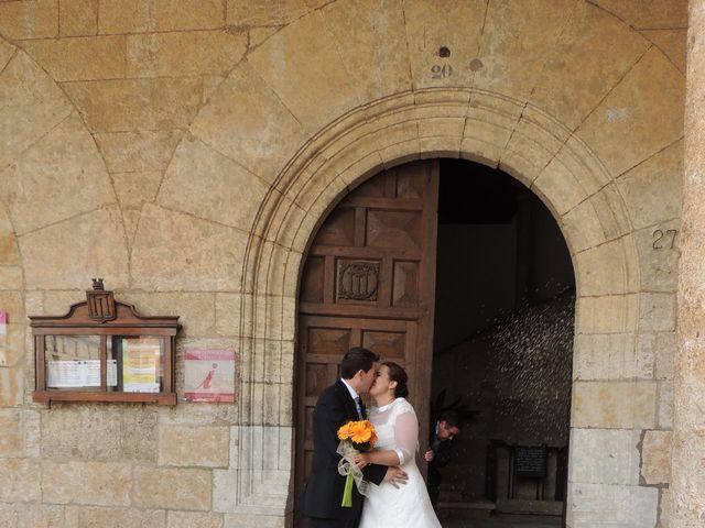 La boda de Javier y Amparo en Ciudad Rodrigo, Salamanca 2