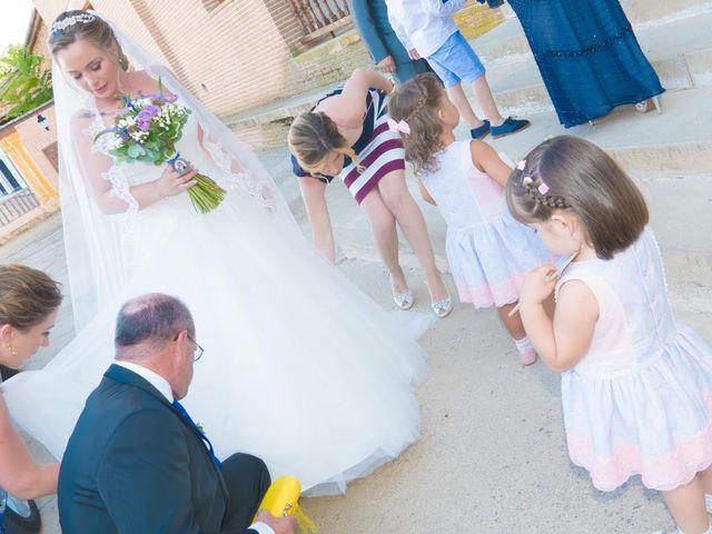 La boda de Rafa y Judith en Guadalajara, Guadalajara 15