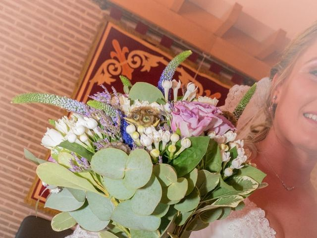 La boda de Rafa y Judith en Guadalajara, Guadalajara 28