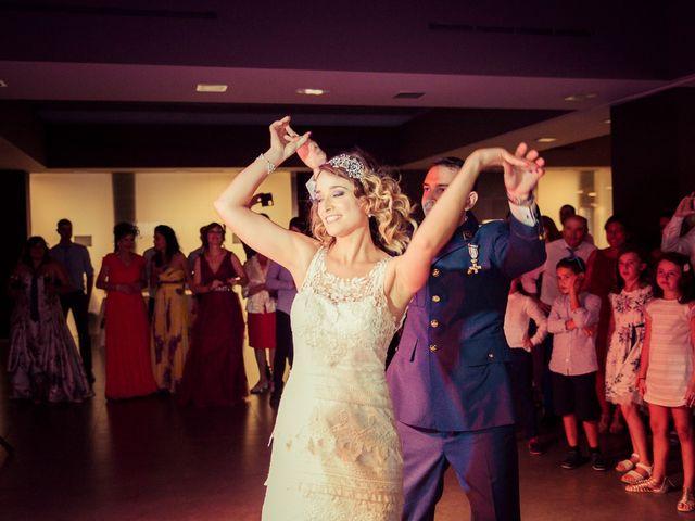 La boda de Jose y Zaira en Magaz, Palencia 23