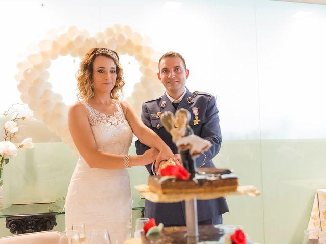 La boda de Jose y Zaira en Castillo De Magaz, Palencia 22