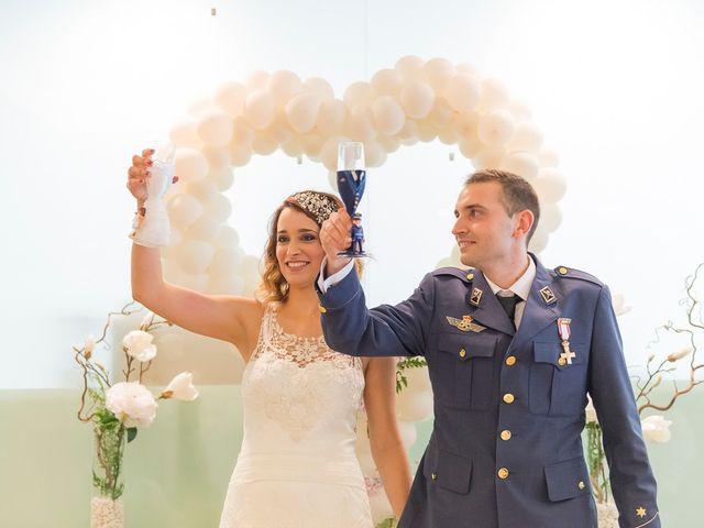 La boda de Jose y Zaira en Magaz, Palencia 21