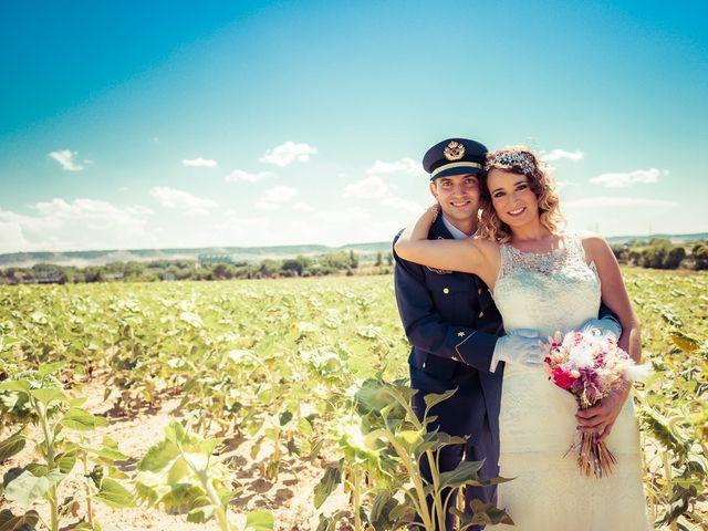 La boda de Jose y Zaira en Castillo De Magaz, Palencia 19