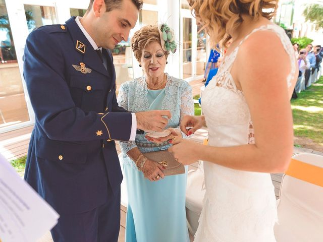 La boda de Jose y Zaira en Castillo De Magaz, Palencia 12