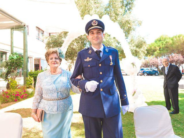 La boda de Jose y Zaira en Castillo De Magaz, Palencia 15