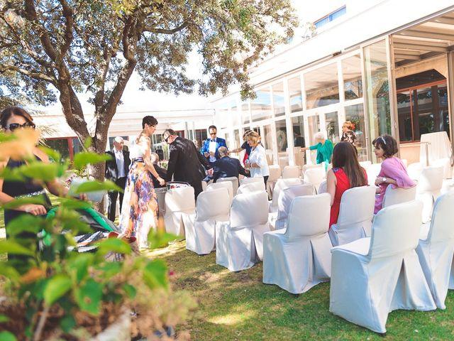 La boda de Jose y Zaira en Magaz, Palencia 14
