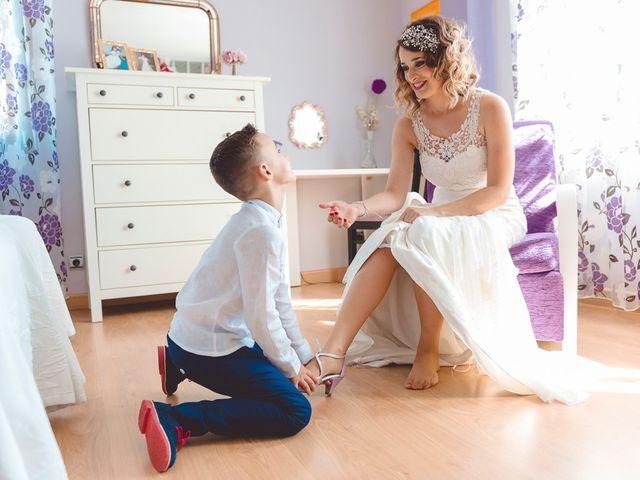 La boda de Jose y Zaira en Castillo De Magaz, Palencia 10