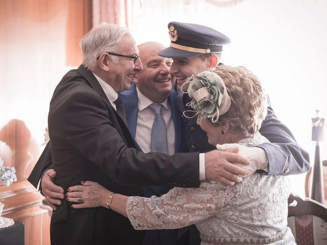 La boda de Jose y Zaira en Castillo De Magaz, Palencia 4