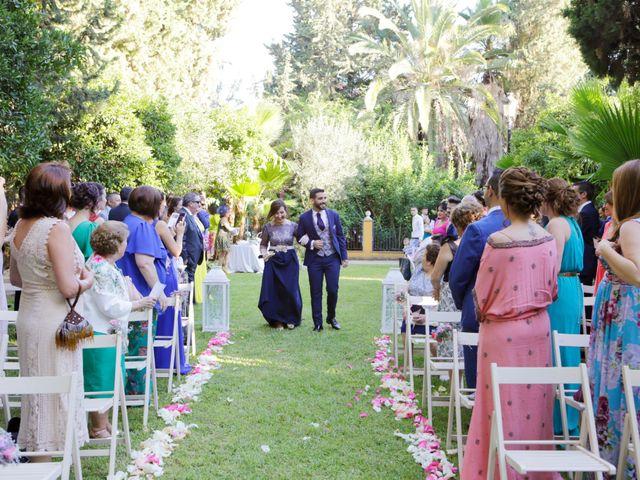 La boda de Elena y Juan Carlos en Dos Hermanas, Sevilla 10