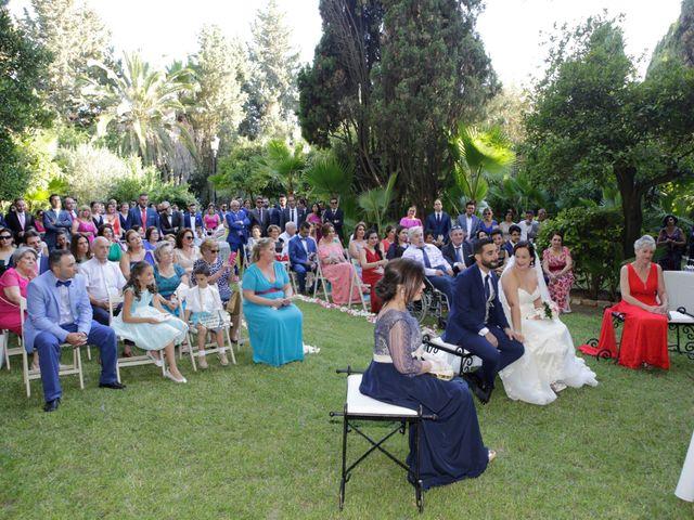 La boda de Elena y Juan Carlos en Dos Hermanas, Sevilla 12