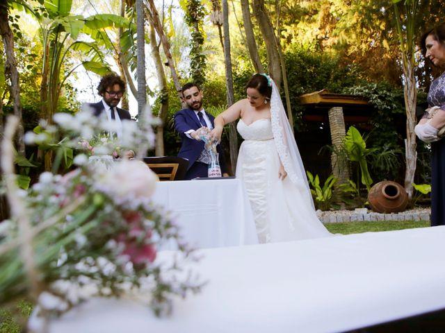 La boda de Elena y Juan Carlos en Dos Hermanas, Sevilla 13