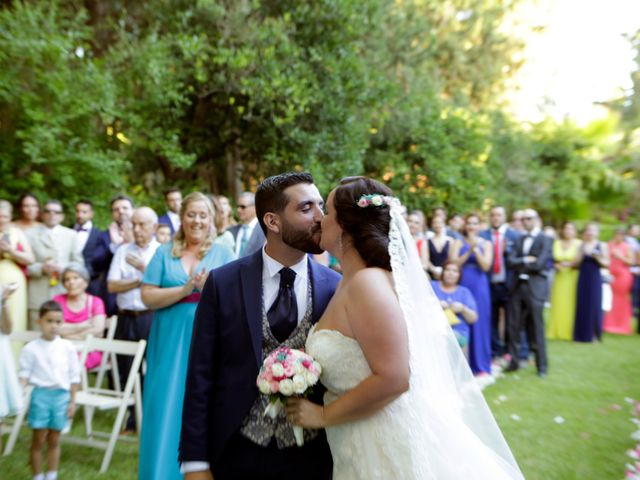 La boda de Elena y Juan Carlos en Dos Hermanas, Sevilla 14