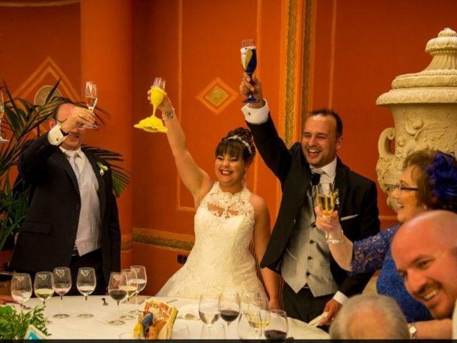 La boda de Will y Amy en Valladolid, Valladolid 1