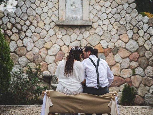 La boda de Jesús y Marisa en Sentmenat, Barcelona 1