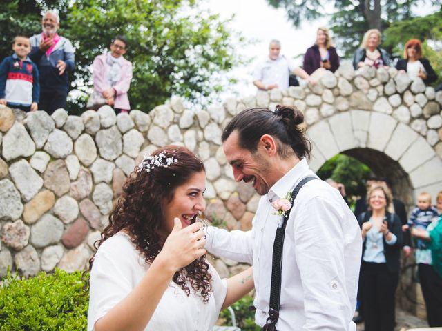 La boda de Jesús y Marisa en Sentmenat, Barcelona 11