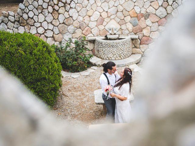 La boda de Jesús y Marisa en Sentmenat, Barcelona 19
