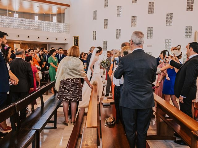 La boda de Maro y Hugo en Sevilla, Sevilla 39