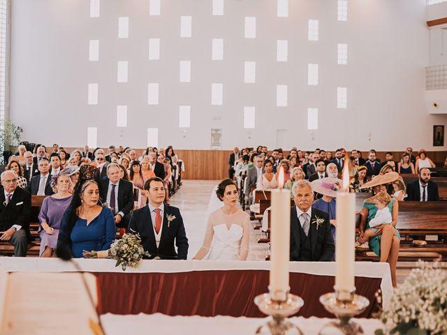 La boda de Maro y Hugo en Sevilla, Sevilla 45
