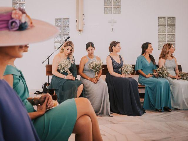 La boda de Maro y Hugo en Sevilla, Sevilla 49