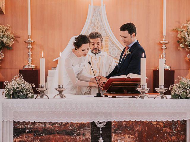 La boda de Maro y Hugo en Sevilla, Sevilla 52