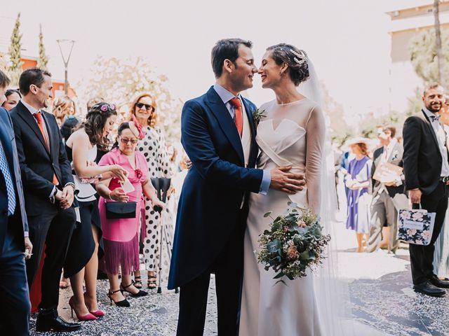 La boda de Maro y Hugo en Sevilla, Sevilla 62