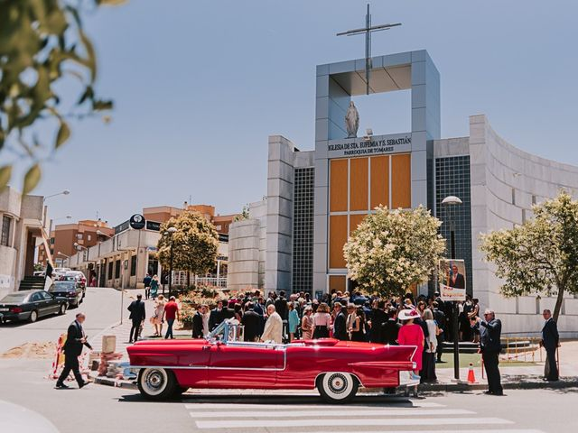 La boda de Maro y Hugo en Sevilla, Sevilla 64