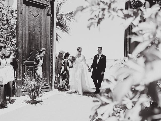 La boda de Maro y Hugo en Sevilla, Sevilla 67