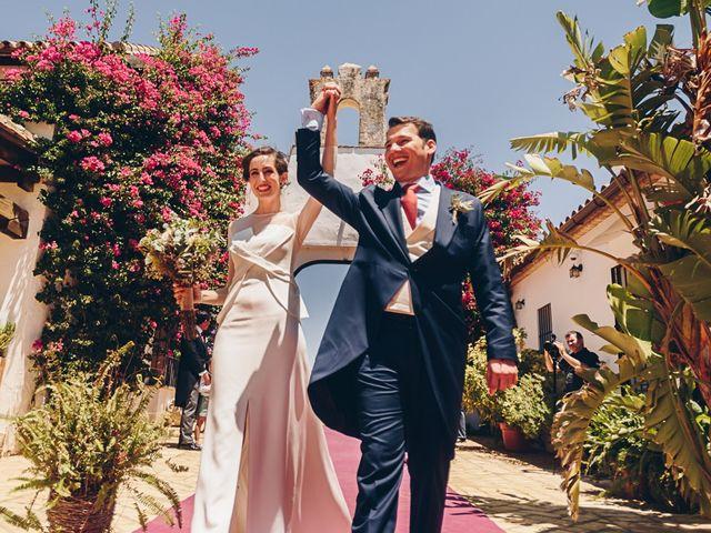 La boda de Maro y Hugo en Sevilla, Sevilla 68