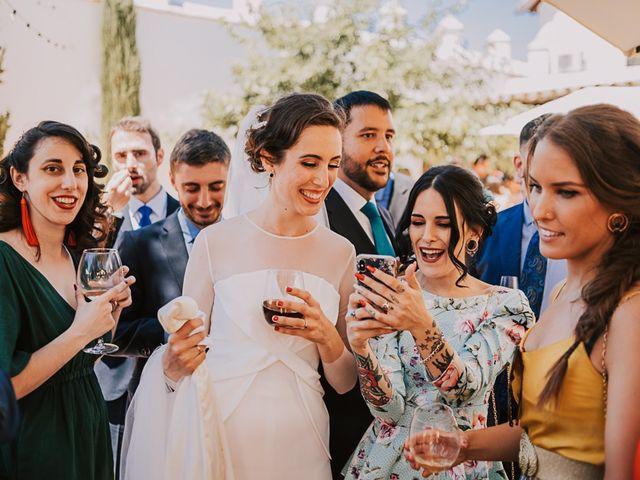 La boda de Maro y Hugo en Sevilla, Sevilla 78
