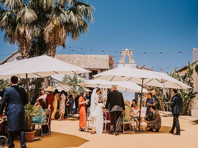 La boda de Maro y Hugo en Sevilla, Sevilla 82