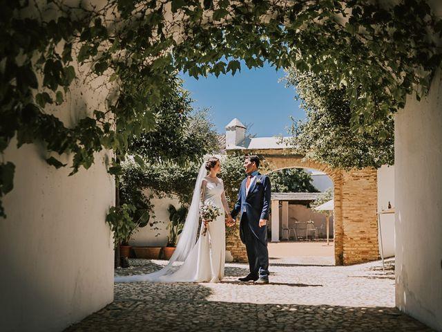 La boda de Maro y Hugo en Sevilla, Sevilla 84