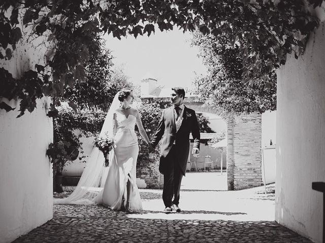La boda de Maro y Hugo en Sevilla, Sevilla 93