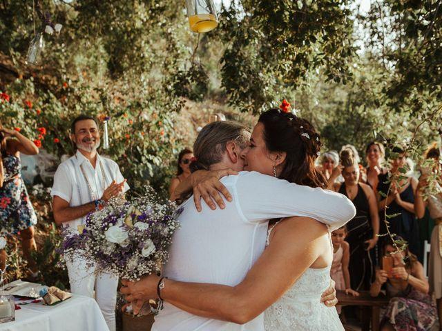 La boda de Davide y Ana en Ardales, Málaga 1
