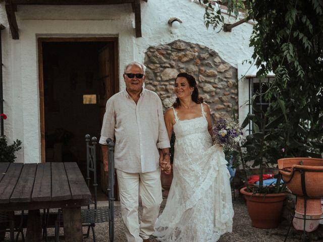 La boda de Davide y Ana en Ardales, Málaga 2