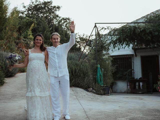 La boda de Davide y Ana en Ardales, Málaga 5