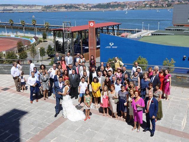 La boda de Carloz y Vanesa en Santurce Antiguo, Vizcaya 2