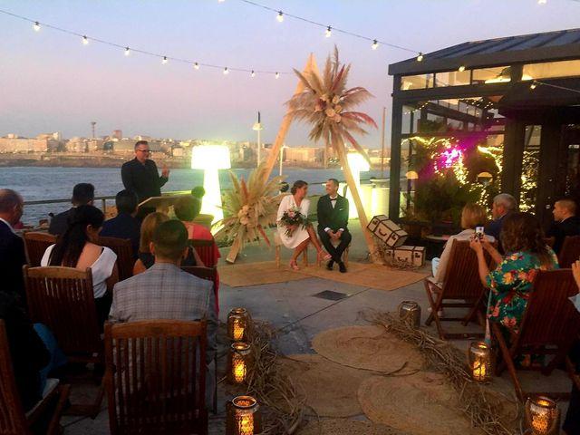 La boda de Daniel y Susana