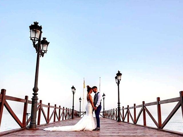 La boda de Vanessa y Alejandro en Málaga, Málaga 1