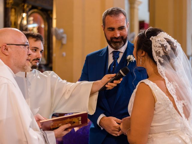 La boda de Jose y Silvia en Chiclana De La Frontera, Cádiz 25