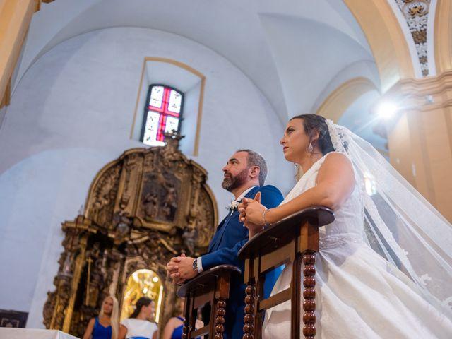 La boda de Jose y Silvia en Chiclana De La Frontera, Cádiz 26